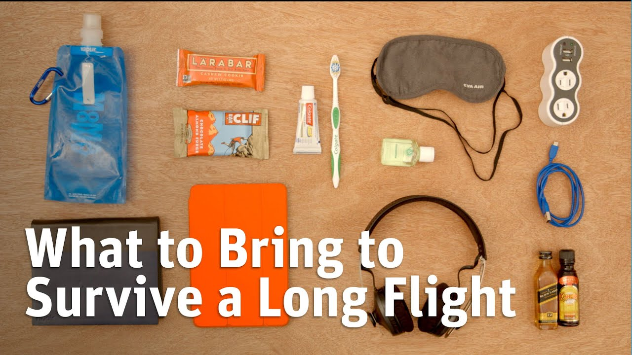 How to Survive a Long Plane Ride How to Survive a Long Plane Ride new pics