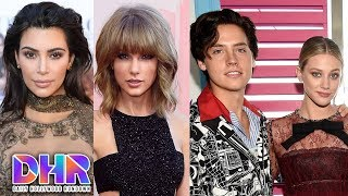Download lagu Kim K Shades Taylor Swift's 'Gorgeous!' - Lili Reinhart Talks Love Scenes WIth Cole Sprouse (DHR) gratis