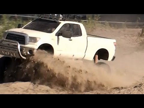 RC Trial&Trophi - trial road, crawl