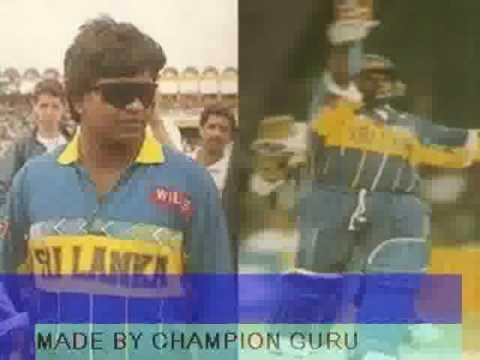 1996 WORLD CUP; VINOD KAmbli