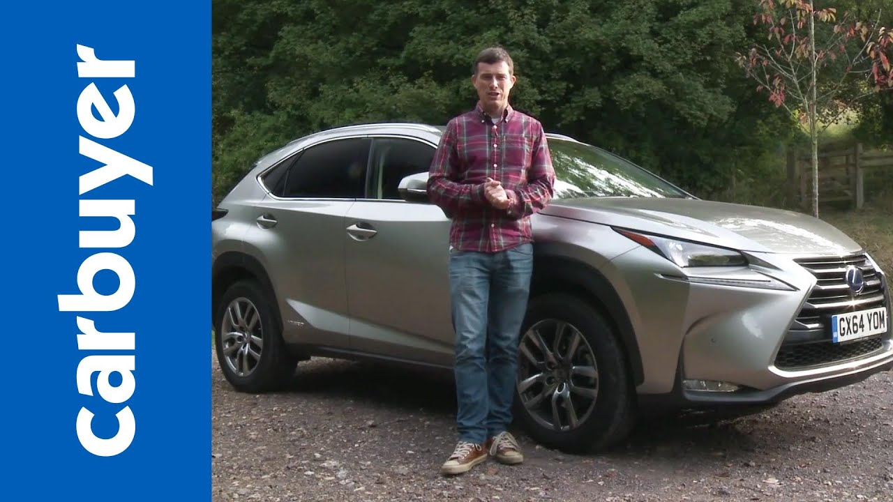 Lexus Nx Suv 2014 Review Carbuyer Youtube