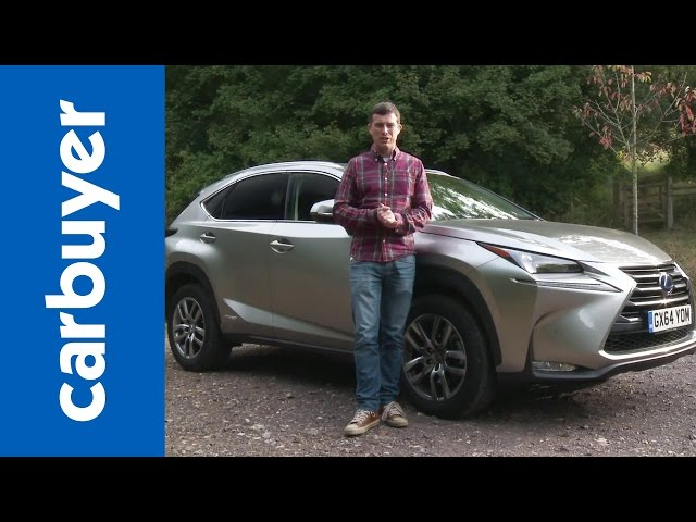 Lexus NX SUV 2014 review - Carbuyer - YouTube