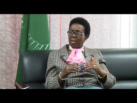 Interview with H.E RODHA PEACE TUMUSIIME , Commissioner for Rural Economy and Agriculture of the AUC