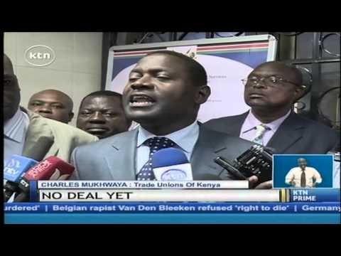 Labour CS Kazungu Kambi's meeting with teachers bears no fruits