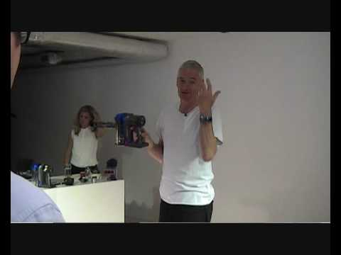 James Dyson Unveils DC30 and DC31