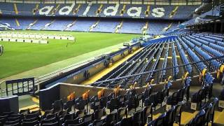 Stamford Bridge Tour Chelsea Stadium