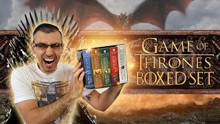 Game of Thrones Boxed Set | Unboxing & Review
