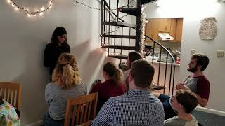 SPC4064 - Courtney Persuasive Speech Part 1
