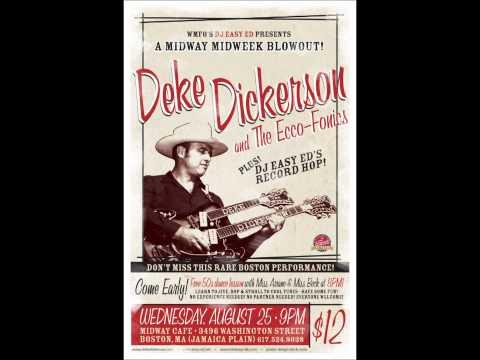 Deke Dickerson - Feeling Low