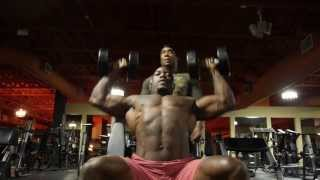 Mike Rashid ft. Chris Jones Shoulder Workout