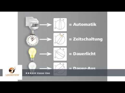 AS-REG Arnold-Schalter Außenlichtschalter für Bewegungsmelder, Reiheneinbaugerät für Verteilereinbau