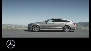 Die neue Generation des CLS Shooting Brake