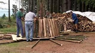 Holzkohle aus dem Schwarzwald