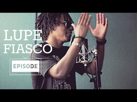 Lupe Fiasco Interview