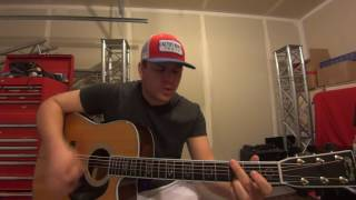 """Download Lagu """"My Girl"""" - Dylan Scott Cover by Zach Thomas Gratis STAFABAND"""