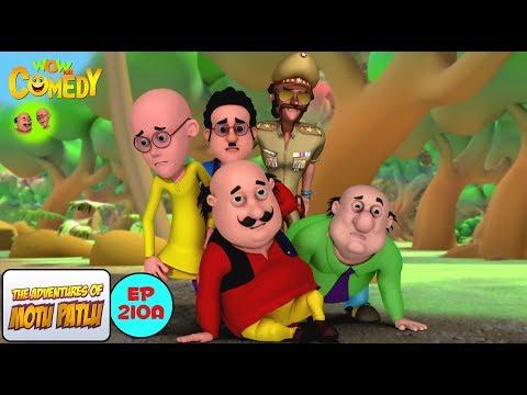 Lost Island - Motu Patlu in Hindi - 3D Animated cartoon series for kids - As on Nick thumbnail