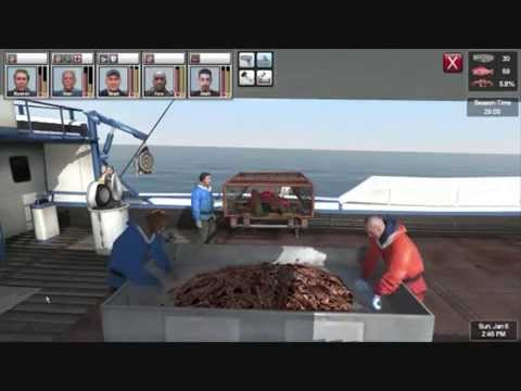 deadliest catch alaskan storm gameplay