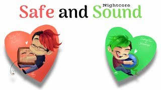 SAFE AND SOUND | Nightcore ~Request~
