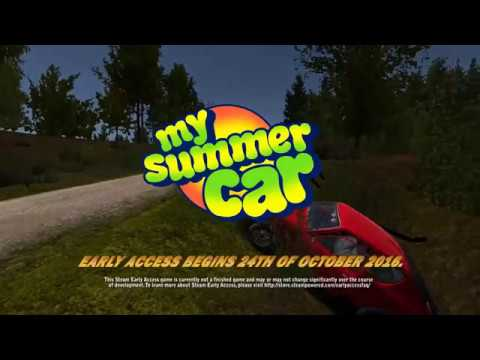 My Summer Car Gameplay Trailer