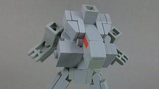 (INSTRUCTIONS) - Lego Transformers Kaizaur