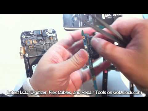 Samsung Galaxy S II Skyrocket i727 Screen Repair Disassemble Take Apart Video Guide