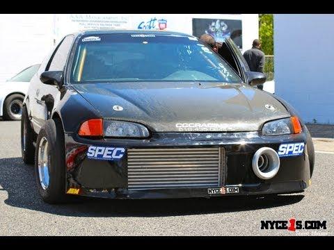 Nyce1s Ccc Racing Sfwd Turbo Honda Civic Eg Honda Day Atco 2012