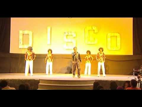 Dhivehi song Disco Dancer