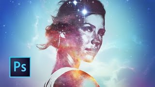 Tutorial Photoshop | Efecto Galaxia