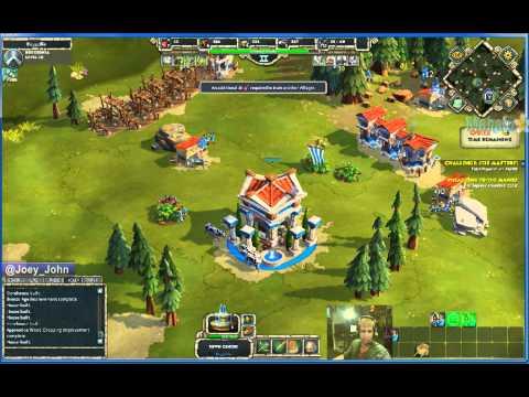 Age of Empires Online Walkthrough - Pt.144 Greek - Size Matters (I)