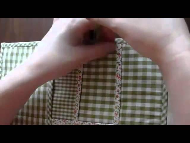 Смотреть как сделать петельку ниток для пуговицы..