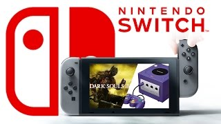 Dark Souls + GameCube Games on Nintendo Switch! - The Know Game News