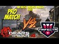Gears of War 4: Pro Match vs Trifecta (MOST INTENSE MATCH EVER)