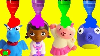 Doc McStuffins Magical Bath Learn Colors and Opposites
