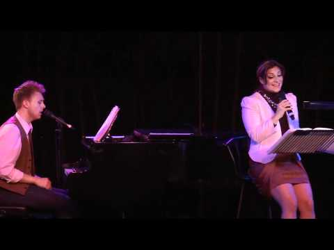 Like Breathing - EDGES - Shoshana Bean with Pasek and Paul