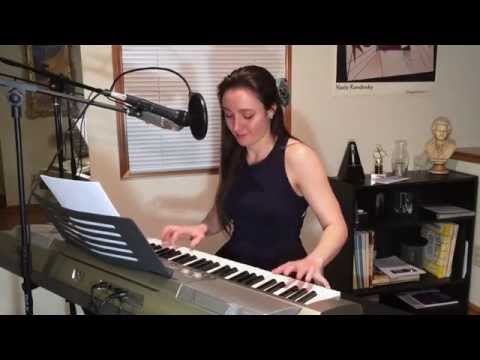 Ashley sings Unchained Melody (The Righteous Brothers)