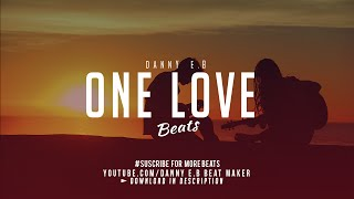"""One Love"" Guitar x Drums Instrumental Free"