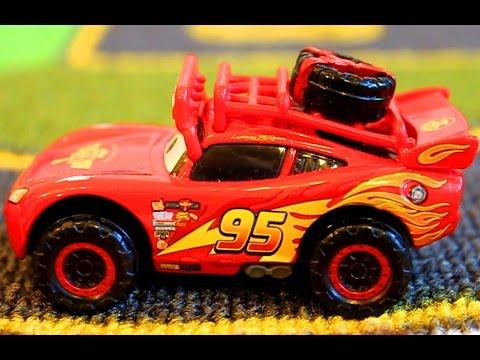 Тачки Молния Маквин и его Друзья Путешественники Мультик про машинки Cars Lightning McQueen