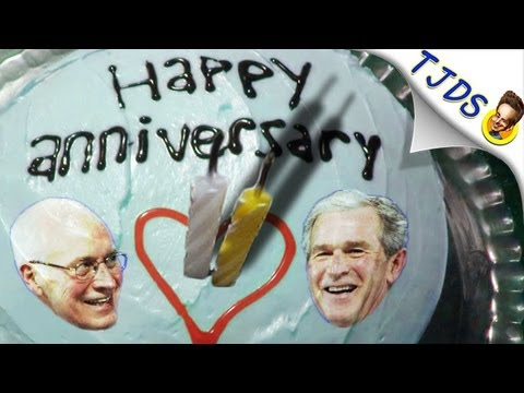 Bush/Cheney Kept Us Safe On Every 911 Anniversary (TJDS)