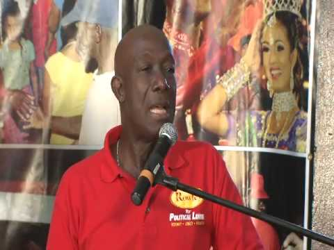 Dr Rowley's Speech in Canaan Presbyterian School on 24th March