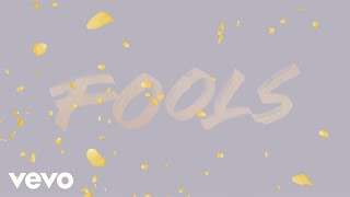 Download Lagu Troye Sivan - FOOLS (Lyric Video) Gratis STAFABAND