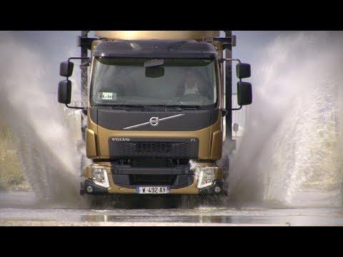 Volvo Trucks - The extensive test program behind the new Volvo FE & Volvo FL - YouTube
