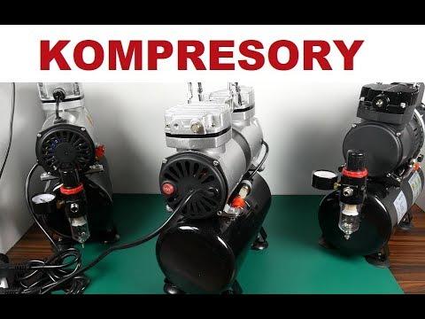 Kompresory Do Aerografu. Jaki Wybrać Kompresor Modelarski?