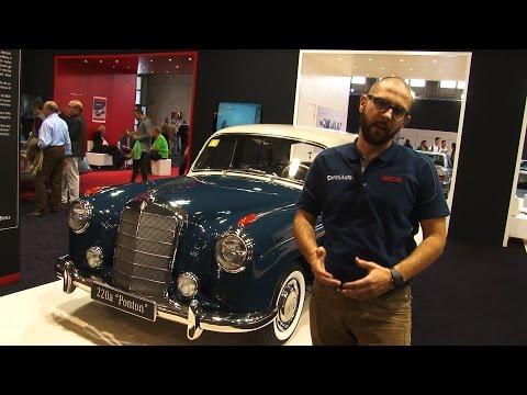 Mercedes, chi conosce la Ponton? | Auto e Moto d'Epoca 2014