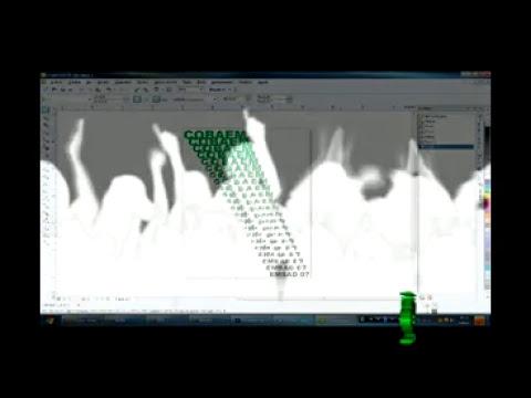 efecto mazcla corelDraw 15