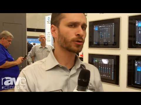 CEDIA 2016: Key Digital Shows KD-Pro6x6CC HDBaseT Matrix Switcher with Compass Control