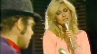 Olivia Newton-John & Elton John - Candle In The Wind