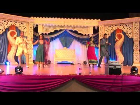 Surprise Dance Tamil Wedding