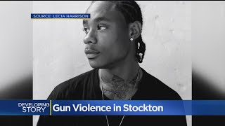 42 Dead In Stockton: Despite Holding Steady, City's Murder Rate A Concern