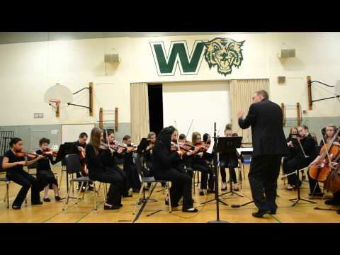 Walker Middle School Advanced Orchestra Spring '13