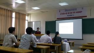 Bảo vệ đồ án tốt nghiệp 2015 ĐHBK Hà Nội 9 - 9.5